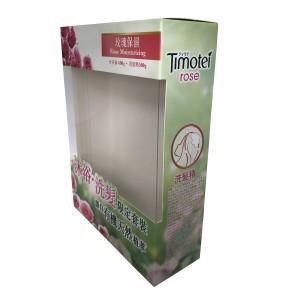 PG110 - Shampoo Paper Box